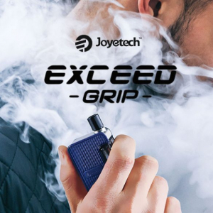 joyetech grip pod carbon gradient red