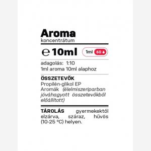 e cigi mellow dew aroma MENTOL 10 ml