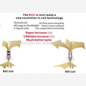 elektromos cigaretta, e cigi, elektromos cigi kazán bvc 1.8 ohm porlasztó