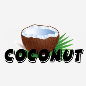 Mellow Dew Coconut kókusz e liquid