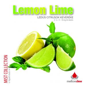 Mellow Dew MIST Lemonlime citrom és lime