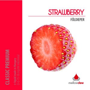 Mellow Dew Strawberry eper e liquid