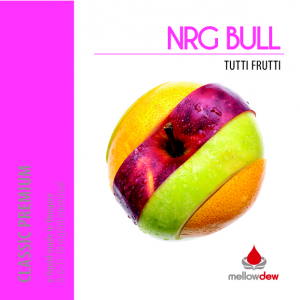 Mellow Dew NRG Red Bull e liquid