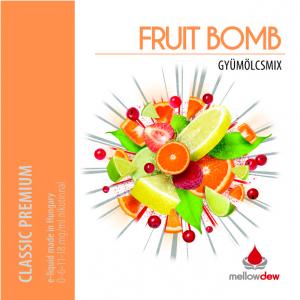 Mellow Dew Fruit Bomb e liquid