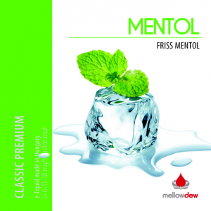 Mellow Dew Mentol e liquid