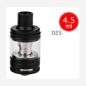 Eleaf Melo 4 tank D25 4,5 ml fekete