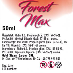 Vortex by Bloss Forest Mix 50 ml prémium e liquid