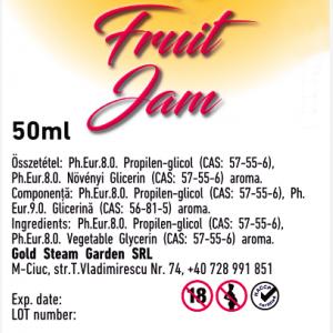 Vortex by Bloss Fruit Jam prémium e liquid