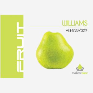 Mellow Dew William's Pears vilmoskörte e liquid
