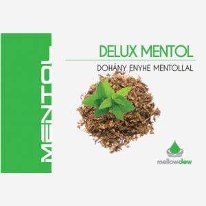 Mellow Dew Delux Mentol dohányos mentolos e liquid