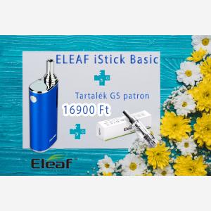eleaf istick basic gs air 2 patronnal kék