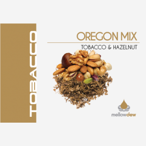 Mellow Dew Oregon Mix mogyorós dohány e liquid