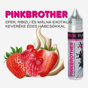 Mellow Dew liquid VG70 50ml pinkbrother