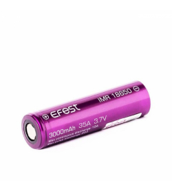 Efest ecigi akkumulátor
