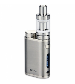 Eleaf iStick Pico Melo 3 kit ezüst allinone