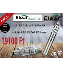 ELEAF iJust S 3000mAh elektromos cigi ALLinONE csomag